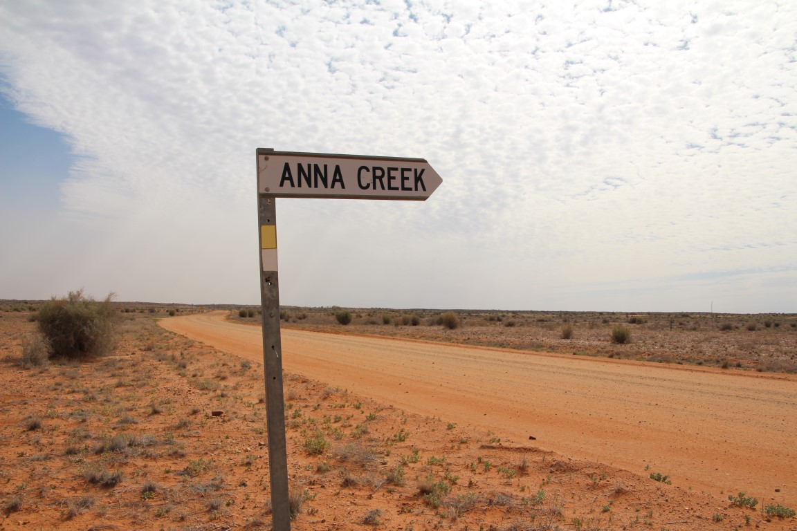anna creek cattle station