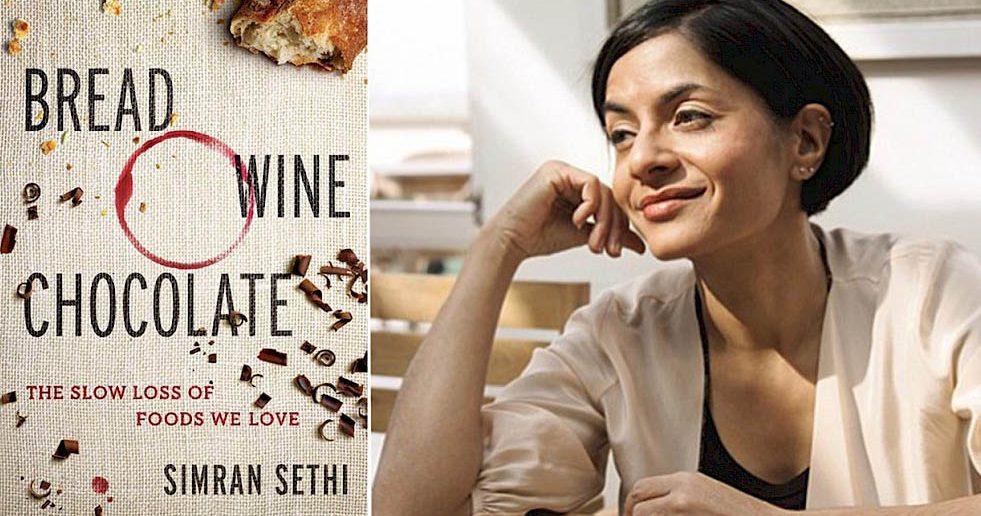 simran_sethi_libro_bread_wine_chocolate_alla_ubik_di_savona