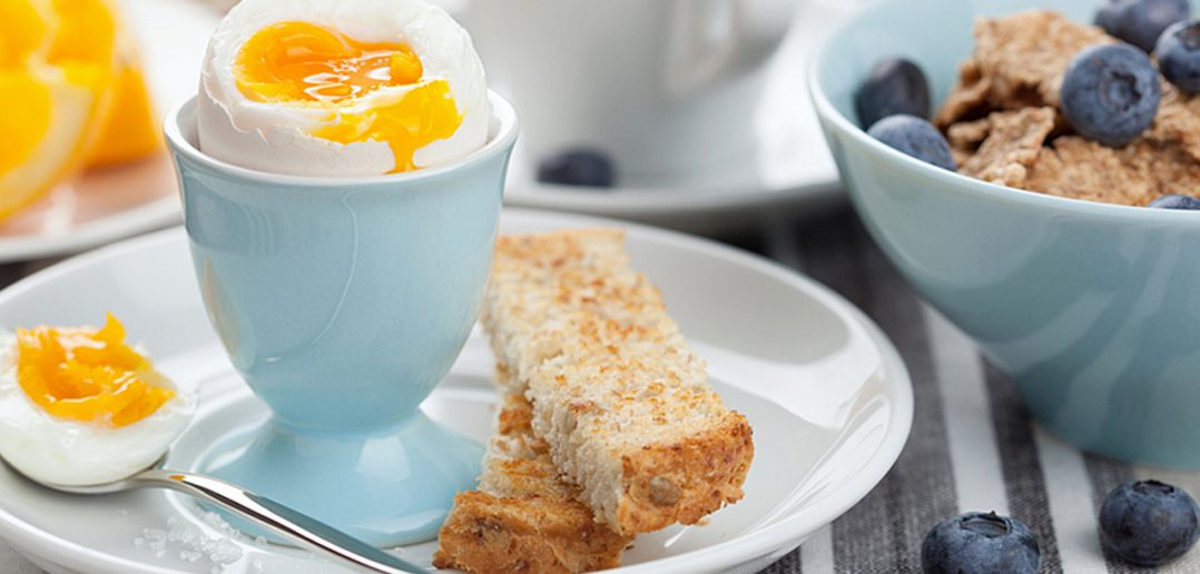 breakfast with egg